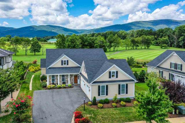 723 Golf View Dr, Crozet, VA 22932 (MLS #606970) :: KK Homes