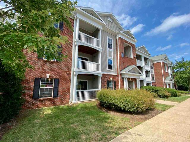 155 Yellowstone Dr #101, CHARLOTTESVILLE, VA 22903 (MLS #607029) :: Jamie White Real Estate