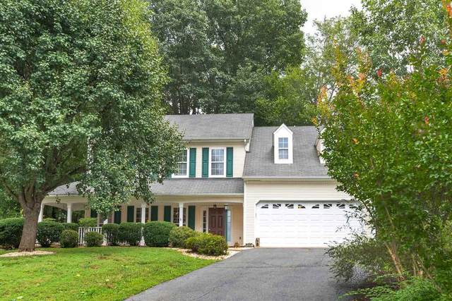 1537 Cherry Bark Ln, CHARLOTTESVILLE, VA 22911 (MLS #607042) :: Jamie White Real Estate