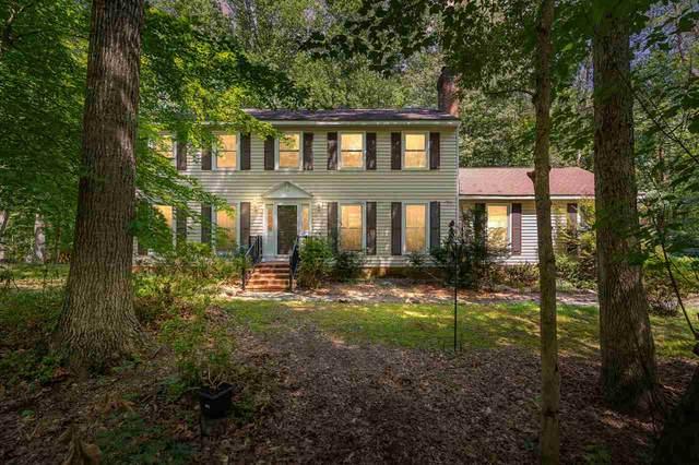 3945 Deepwoods Rd, Earlysville, VA 22936 (MLS #607098) :: Real Estate III