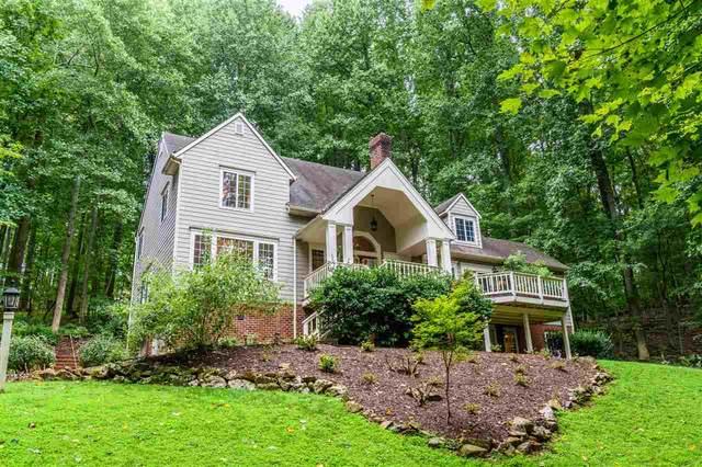 2035 Tremont Rd, CHARLOTTESVILLE, VA 22911 (MLS #607104) :: Jamie White Real Estate