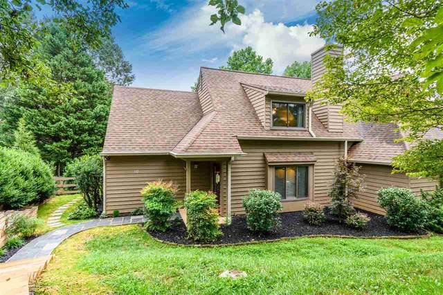 1011 Highlands Dr, CHARLOTTESVILLE, VA 22901 (MLS #607106) :: Jamie White Real Estate