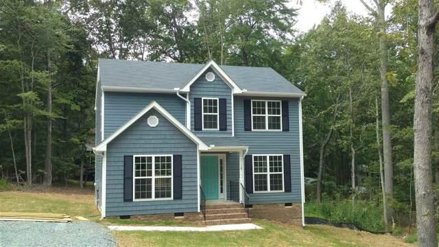 Lot 4 Weston Rd, LOUISA, VA 23093 (MLS #607108) :: Real Estate III
