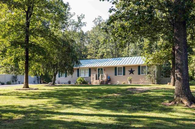 697 Paine Run Rd, GROTTOES, VA 24441 (MLS #607114) :: KK Homes