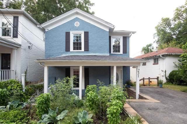 231 SW 4TH ST, CHARLOTTESVILLE, VA 22903 (MLS #607121) :: Jamie White Real Estate