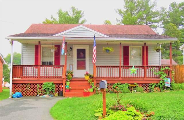 505 F St, STAUNTON, VA 24401 (MLS #607143) :: Real Estate III