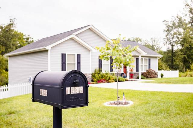 1438 Mandolin Ave, GROTTOES, VA 24441 (MLS #607159) :: KK Homes