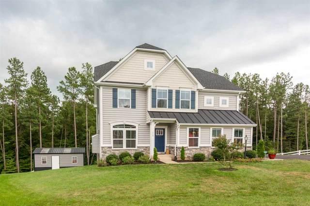 350 Manor Blvd, Palmyra, VA 22963 (MLS #607215) :: Real Estate III
