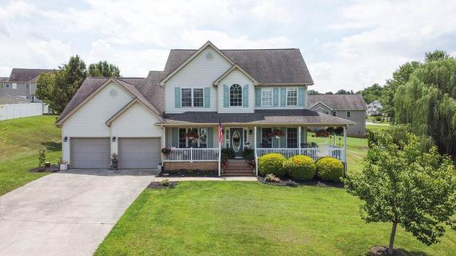 15 Lillian Dr, Fishersville, VA 22939 (MLS #607238) :: Jamie White Real Estate