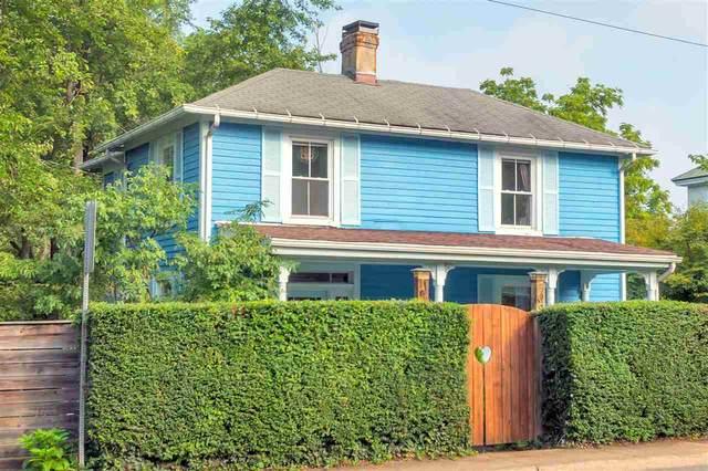 709 Avon St, CHARLOTTESVILLE, VA 22902 (MLS #607246) :: Jamie White Real Estate