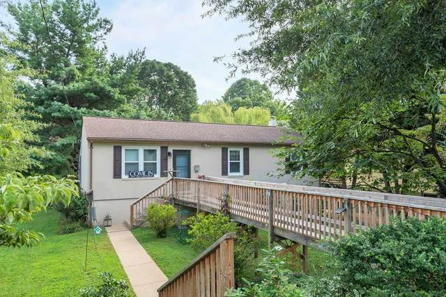 1617 E Market St, CHARLOTTESVILLE, VA 22902 (MLS #607248) :: KK Homes