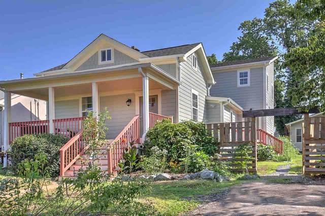 709 Concord Ave, CHARLOTTESVILLE, VA 22903 (MLS #607249) :: Real Estate III
