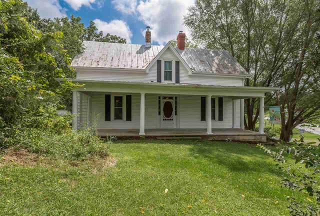 40 Stingy Hollow Rd, STAUNTON, VA 24401 (MLS #607278) :: KK Homes