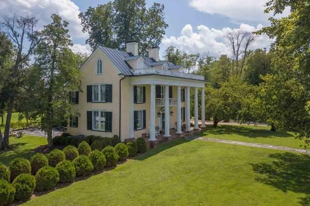 3555 Keswick Rd, KESWICK, VA 22947 (MLS #607290) :: KK Homes