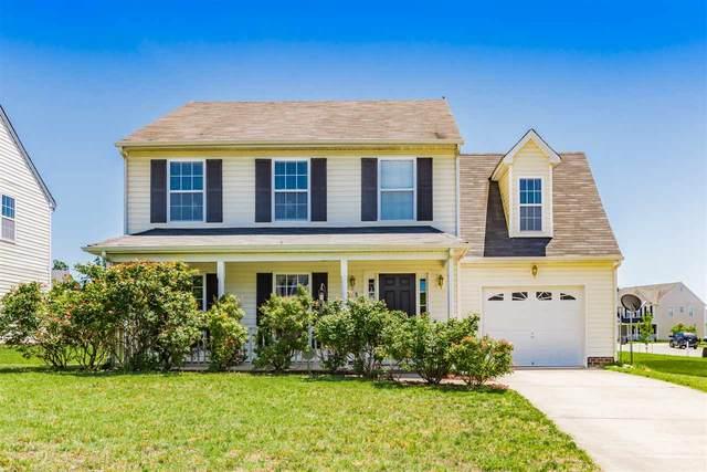 119 Apple Orchard Rd, LOUISA, VA 23093 (MLS #607292) :: KK Homes
