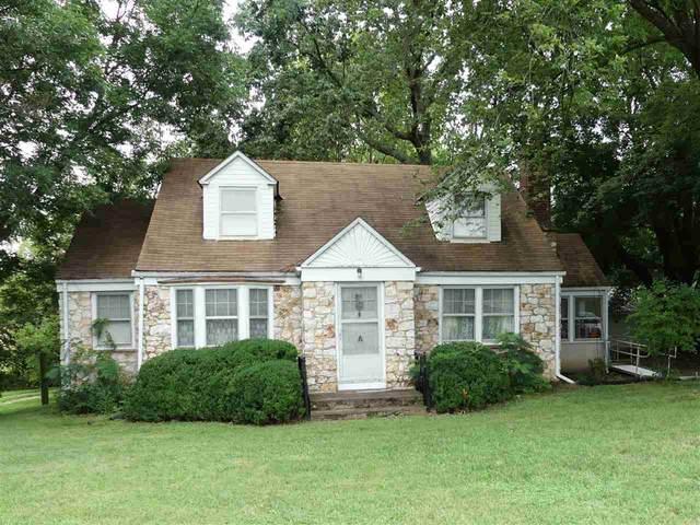 12841 S Constitution Rte, SCOTTSVILLE, VA 24590 (MLS #607293) :: KK Homes