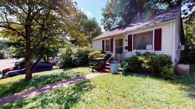 1633 Cherry Ave, CHARLOTTESVILLE, VA 22903 (MLS #607296) :: KK Homes