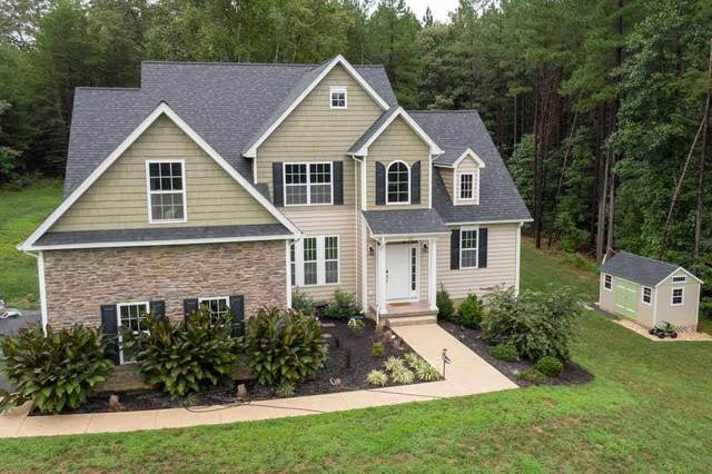 118 Logan Dr, RUCKERSVILLE, VA 22968 (MLS #607363) :: Real Estate III