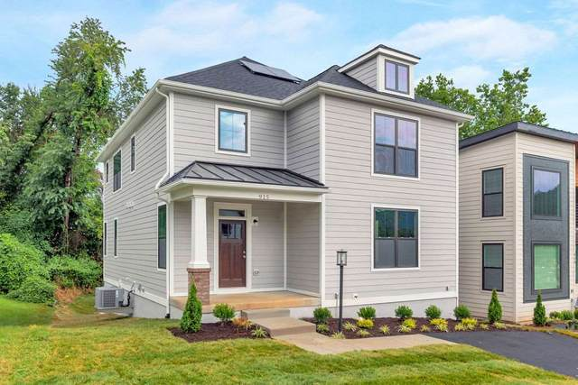 174 Barnett St, CHARLOTTESVILLE, VA 22901 (MLS #607418) :: Jamie White Real Estate