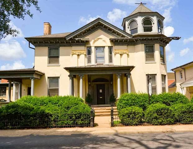 409 Park St, CHARLOTTESVILLE, VA 22902 (MLS #607607) :: KK Homes