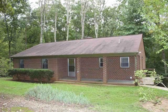 4001 Saddlewood Dr, CHARLOTTESVILLE, VA 22902 (MLS #607624) :: Real Estate III