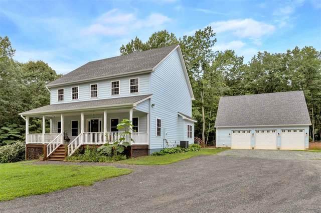 514 Mallard Ln, SCOTTSVILLE, VA 24590 (MLS #607707) :: Real Estate III