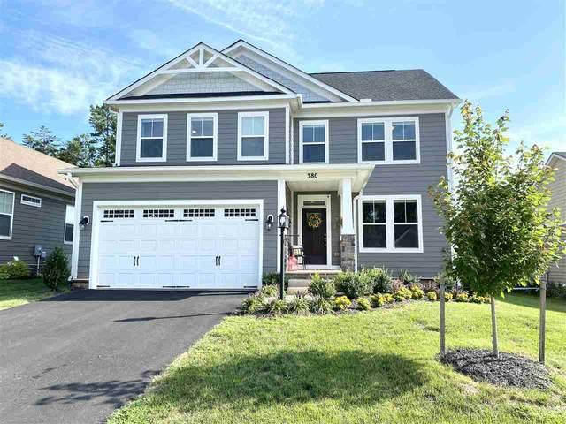 380 Appalachian Ln, ZION CROSSROADS, VA 22942 (MLS #607728) :: Real Estate III