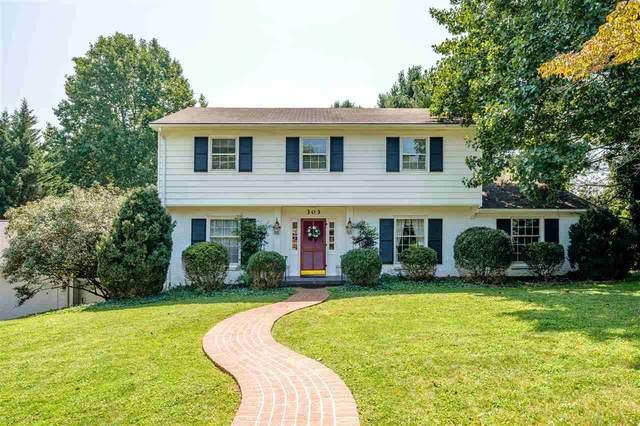 303 Copeland Dr, STAUNTON, VA 24401 (MLS #607837) :: Real Estate III