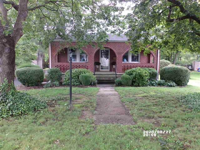 128 York Dr, WAYNESBORO, VA 22980 (MLS #607892) :: Real Estate III