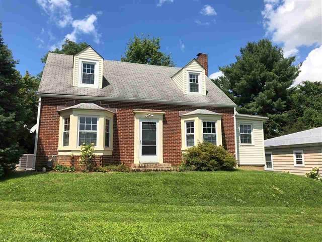 1402 N Coalter St, STAUNTON, VA 24401 (MLS #607928) :: Real Estate III