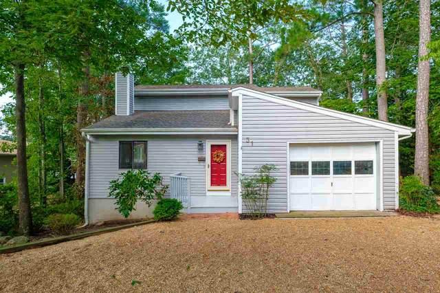 31 Ashlawn Blvd, Palmyra, VA 22963 (MLS #607967) :: Jamie White Real Estate