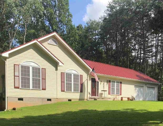 5011 Liberty Rd, BARBOURSVILLE, VA 22923 (MLS #607995) :: KK Homes