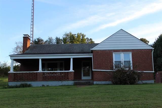 2582 Morris Mill Rd, STAUNTON, VA 24401 (MLS #608011) :: Jamie White Real Estate