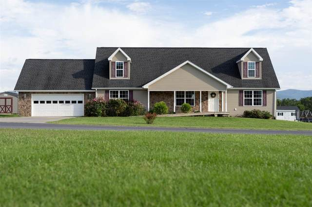 9280 King Russell Ct, Mcgaheysville, VA 22840 (MLS #608043) :: Real Estate III