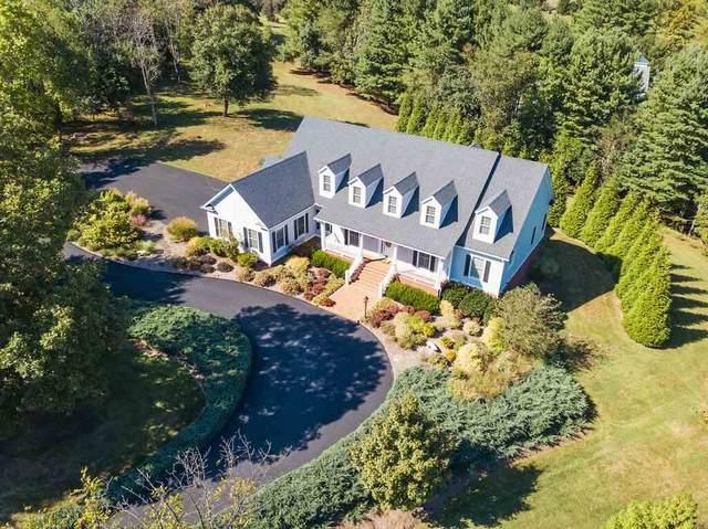 501 Rodes Dr, CHARLOTTESVILLE, VA 22901 (MLS #608058) :: Real Estate III