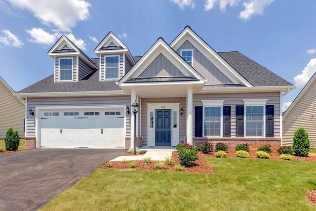 2 Cherry Blossom Dr, Palmyra, VA 22963 (MLS #608098) :: Real Estate III