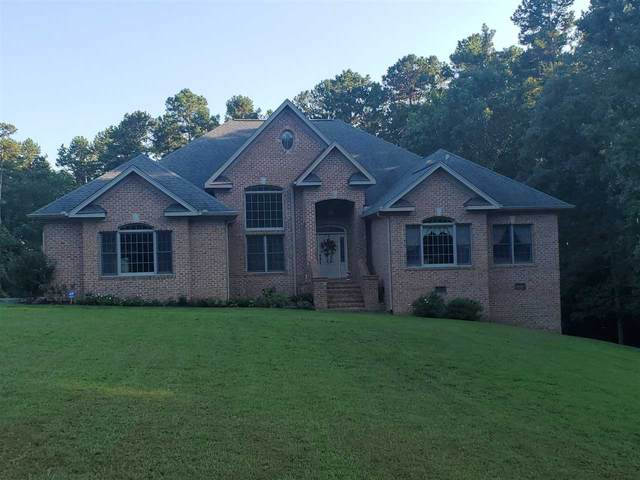 625 Sandie Point Dr, CLARKSVILLE, VA 23927 (MLS #608157) :: Real Estate III