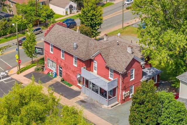 703 Hinton Ave, CHARLOTTESVILLE, VA 22902 (MLS #608208) :: Real Estate III