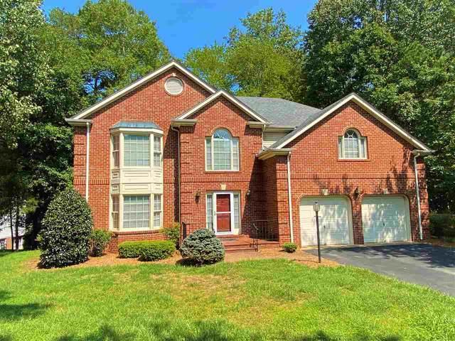 2084 Linlier Ct, CHARLOTTESVILLE, VA 22911 (MLS #608213) :: Real Estate III