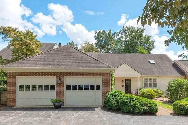 1122 Dryden Ln, CHARLOTTESVILLE, VA 22901 (MLS #608230) :: Real Estate III
