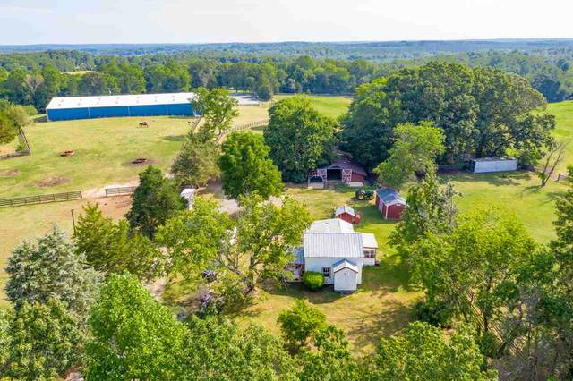 39 Dunsford Ln, Dillwyn, VA 23936 (MLS #608256) :: KK Homes
