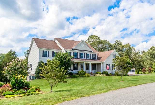 710 Cleopatra Ct, Earlysville, VA 22936 (MLS #608275) :: Real Estate III