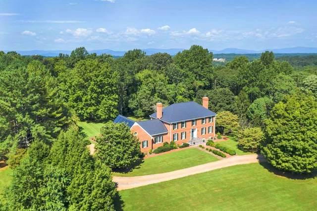 1930 Bentivar Dr, CHARLOTTESVILLE, VA 22911 (MLS #608300) :: Real Estate III