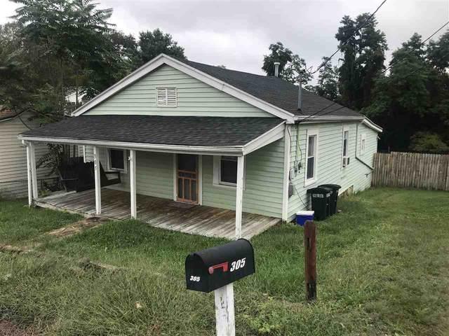 305 Hoover St, STAUNTON, VA 24401 (MLS #608346) :: Jamie White Real Estate