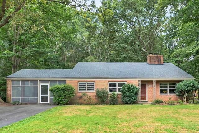 1506 Bunker Hill Dr, CHARLOTTESVILLE, VA 22901 (MLS #608395) :: Real Estate III