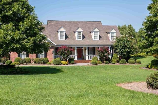 3410 Rocks Mill Ln, CHARLOTTESVILLE, VA 22903 (MLS #608400) :: Real Estate III