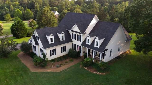 5290 Tanager Woods Dr, Earlysville, VA 22936 (MLS #608401) :: KK Homes