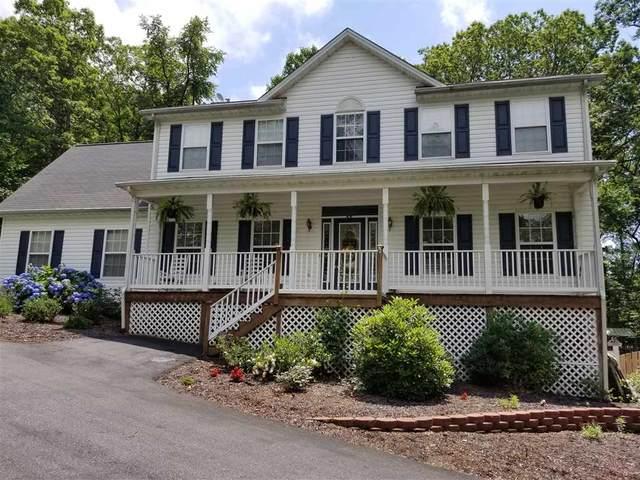 122 Wind Ridge Dr, RUCKERSVILLE, VA 22968 (MLS #608435) :: KK Homes