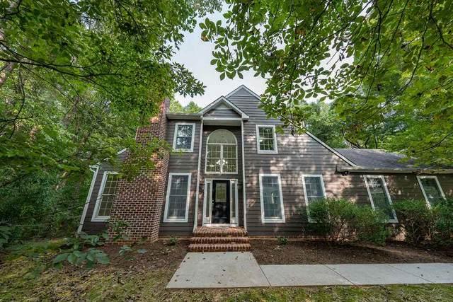 523 Shady Ln, CHARLOTTESVILLE, VA 22903 (MLS #608457) :: KK Homes