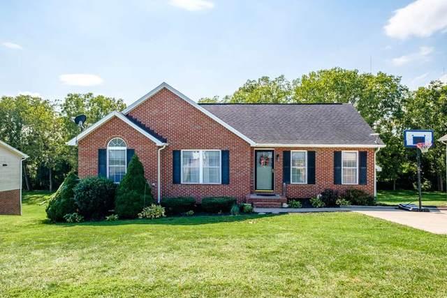 1767 Park Lawn Dr, HARRISONBURG, VA 22802 (MLS #608468) :: Real Estate III